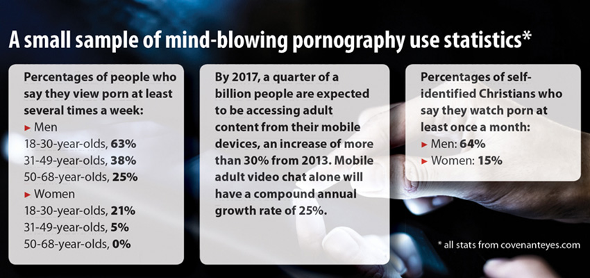 Will know, Number of people who view porn