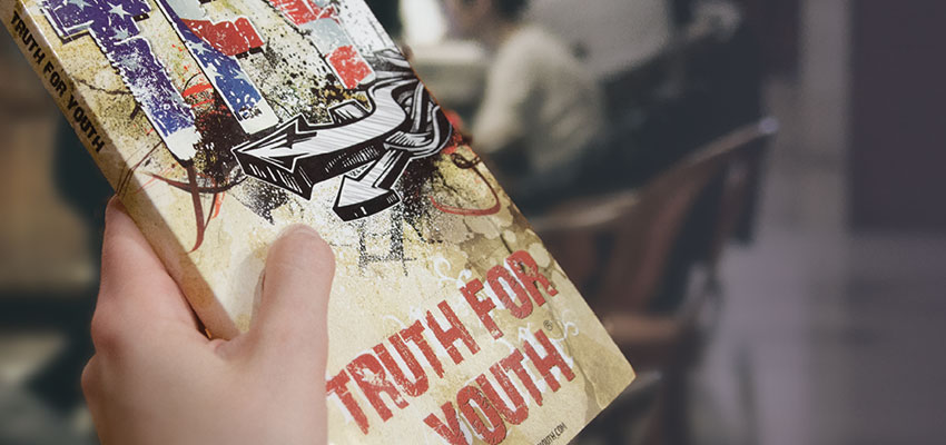 AFA, Truth for  Youth take gospel to teens