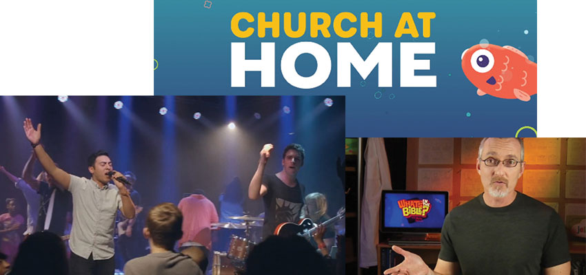 Free family feature added to Christian streaming