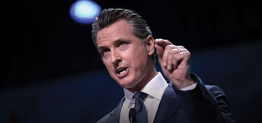 Gov. Newsom forces corporate 'diversity'